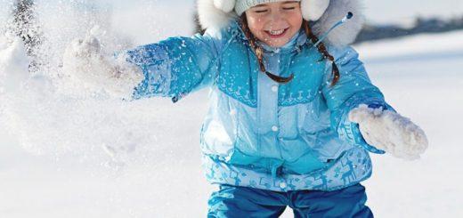 Зимняя одежда для ребенка: где купить детскую куртку и пуховик