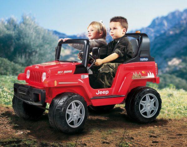 Детский-электромобиль