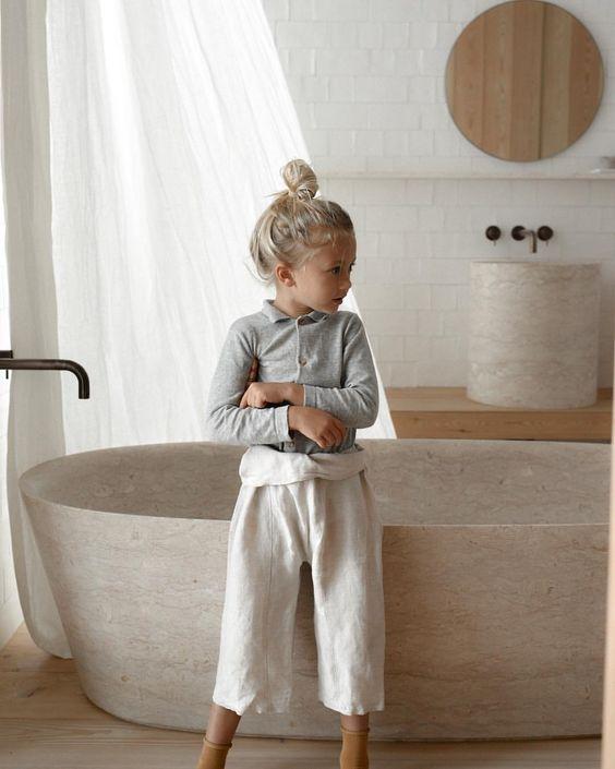 Выбор мебели в ванную комнату — для детей и взрослых