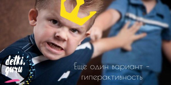 Драка в детском саду: как реагировать?
