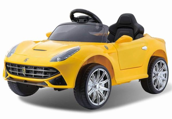 Выбираем детский автомобиль - типы электромобилей для ребенка