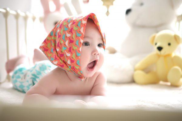 ТОП-7 фактов о первых детских зубках