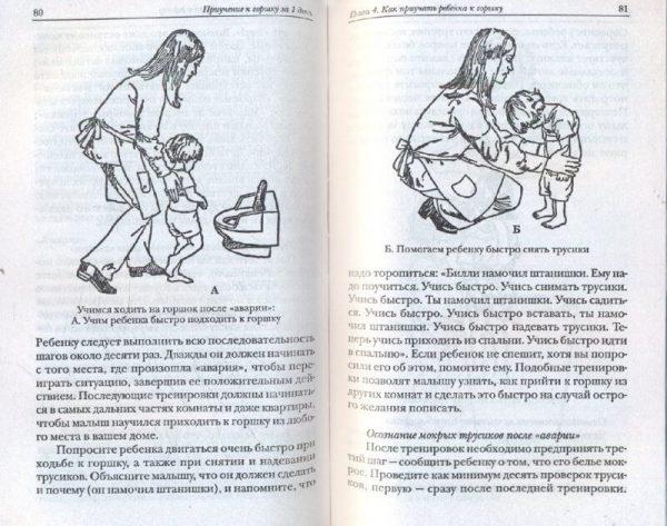 Приучаем к горшку ребенка: главные правила, ошибки родителей и рекомендации специалистов (+ видео обзор лучших методик)