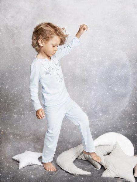 Комфортная пижама для мальчика - залог здорового сна