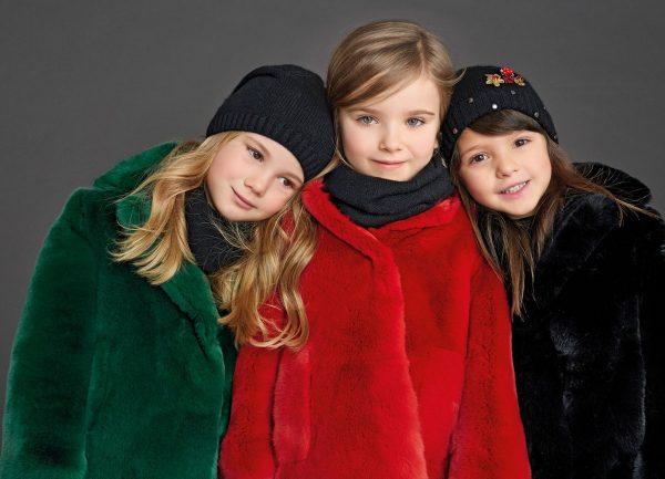 Детская мода - как одеть девочку этой зимой