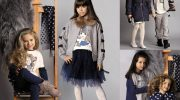 Детская мода — как одеть девочку этой зимой