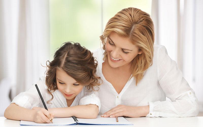 Как приучить ребенка к выполнению домашних заданий