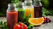 Специалисты выяснили, можно ли давать детям свежевыжатые соки