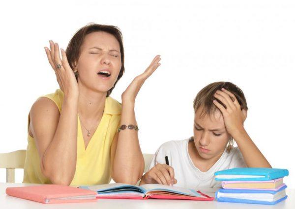 Если ребенок не хочет делать уроки самостоятельно - советы психолога