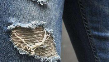 Как правильно стирать джинсы