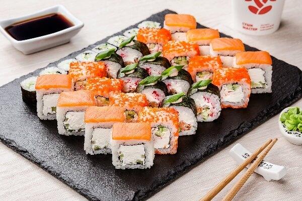 Суши - полезная еда?