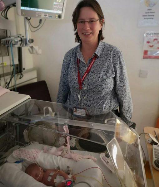 Женщина родила здоровую девочку после 13 неудачных беременностей!