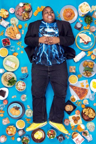 Что едят дети в других странах - фотограф проводит исследование