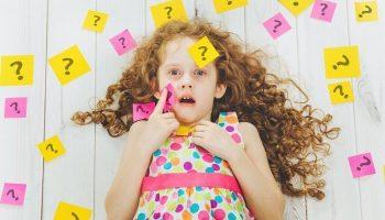 Как отвечать на неудобные детские вопросы?
