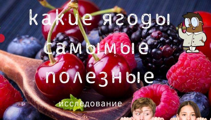 Диетологи выяснили, какие ягоды являются самыми полезными.