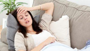Стресс во время беременности может спровоцировать развитие психических заболеваний ребенка после рождения