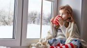 У малыша температура — что делать до прихода врача?