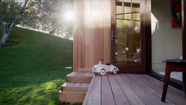 Какой домик для детей построил Скотт Дисик во дворе у Кортни Кардашьян