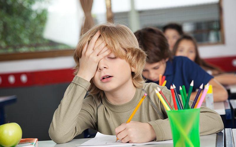 Как помочь ребенку победить стресс из-за учебы, буллинга или конфликтов в школе
