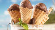 Японские ученые назвали лучшим завтраком… мороженое!