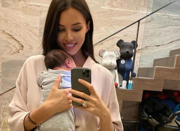 Подписчиков Анастасии Решетовой покоробило прозвище ее малыша