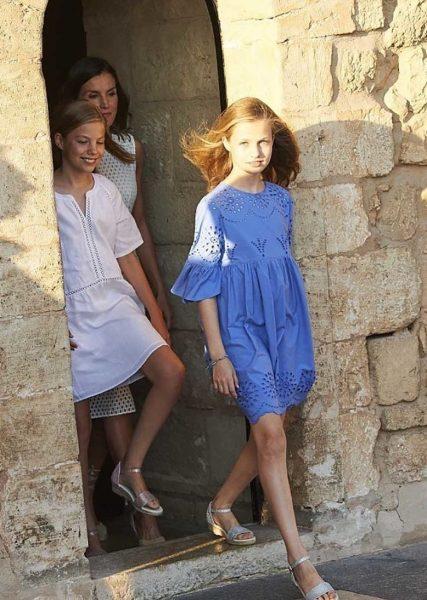 Самые красивые принцессы Европы восхитили ученых и деятелей культуры