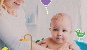 5 секретов купания ребенка от доктора Комаровского