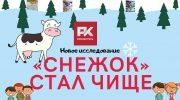 «Снежок» — итоги тестирования Росконтролем кисломолочных напитков