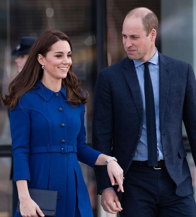 Совместное фото дедушек Кейт Мидлтон и принца Уильяма растрогало британцев