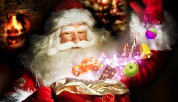 Самые заветные подарки, которые просят дети у Деда Мороза