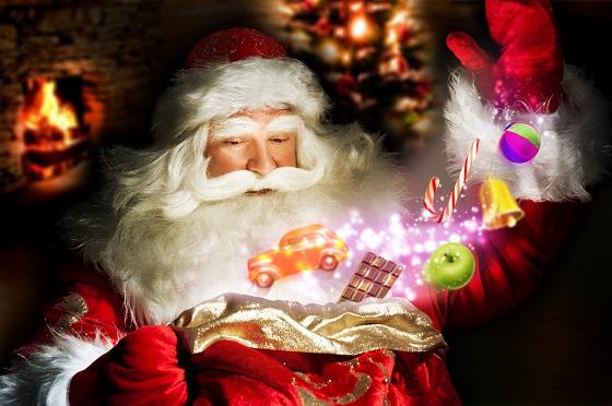 Заветные подарки от Деда Мороза