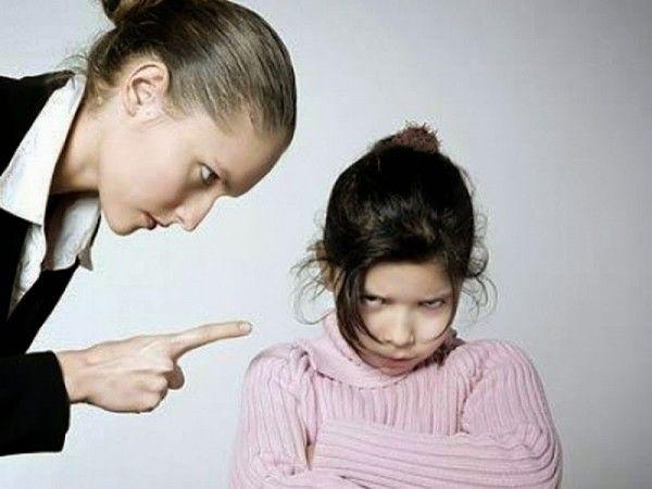 Что делать, когда ребенок говорит нет