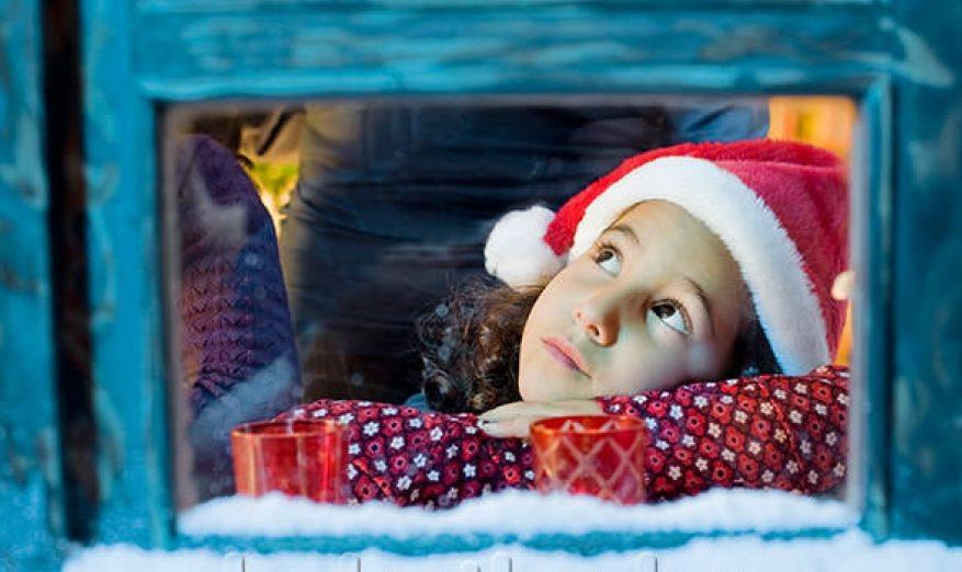Праздничный стресс у детей