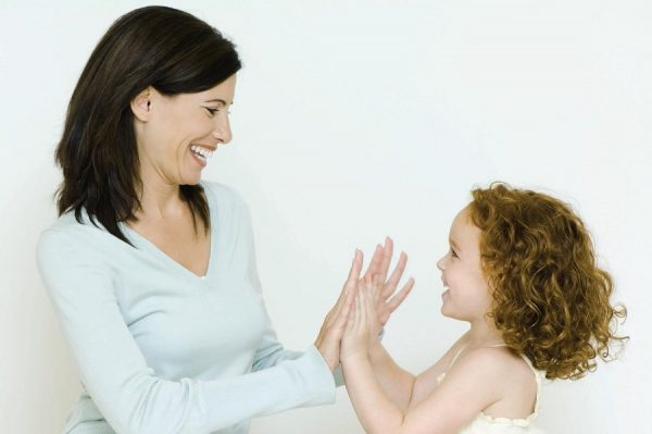 Потешка для детей 3-4 года