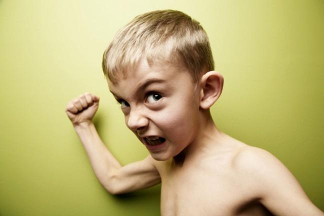 Неадекватное поведение ребенка