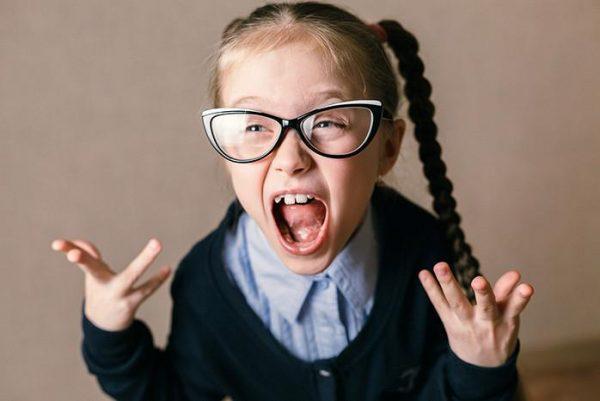 Ребенок реагирует неадекватно - что делать