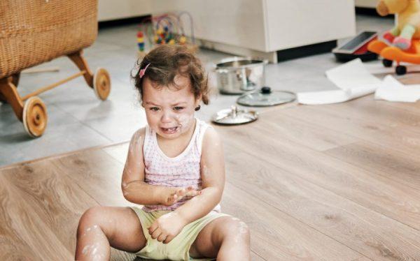 Оппозиционное расстройство у детей