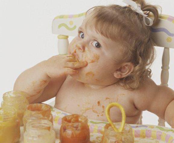 Проверка детского яблочного пюре