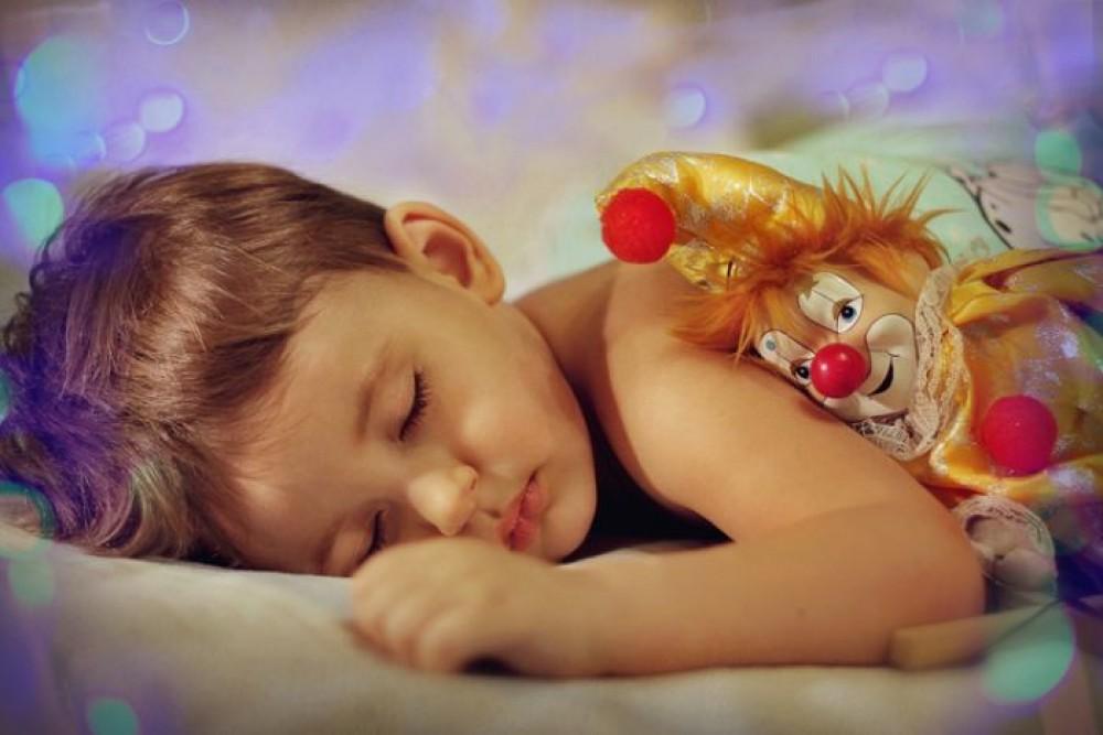 Сколько спать ребенку