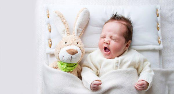 Детский сон - сколько должны спать