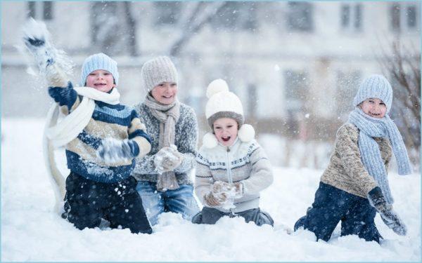 Игра Ловцы снежок