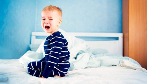 Ребенку снятся страшные сны