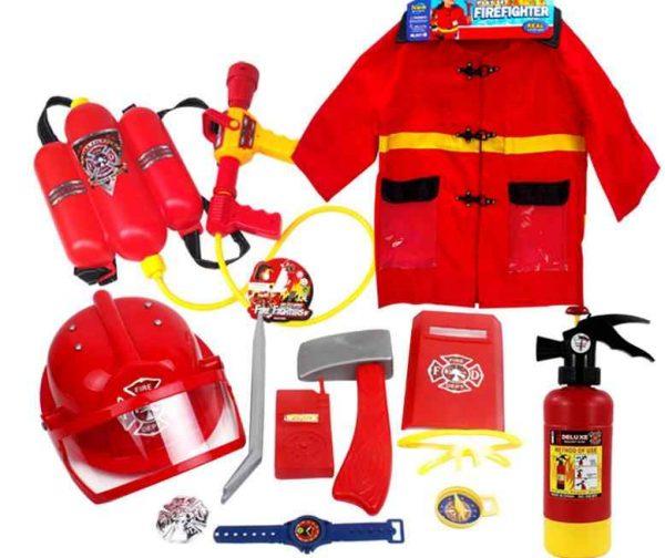Игрушечный набор пожарника