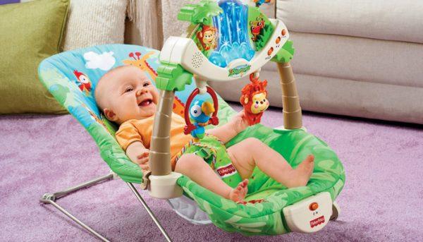 Автоматическое или механическое качание: Выбор кресла или шезлонга для вашего ребенка