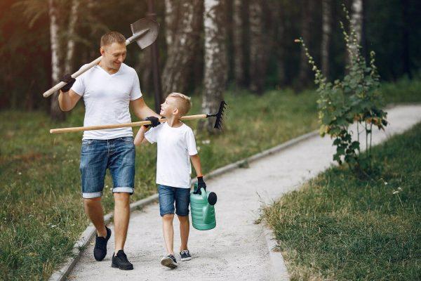 Отец и сын воспитание