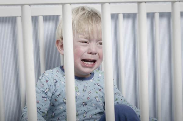 Ночной плач у детей
