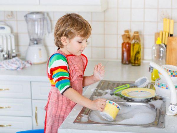 Приучаем ребенка к самостоятельности