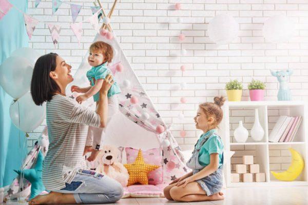 Любить и баловать детей