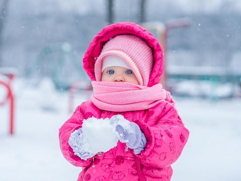 Как определить, что малыш замерз