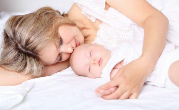 Спать вместе с ребенком - за и против